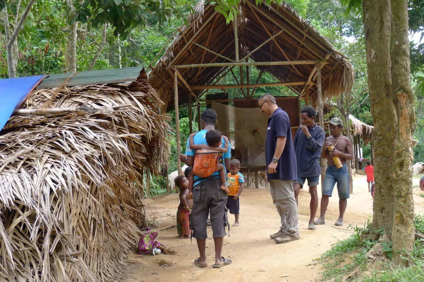 Orang Asli Kampung