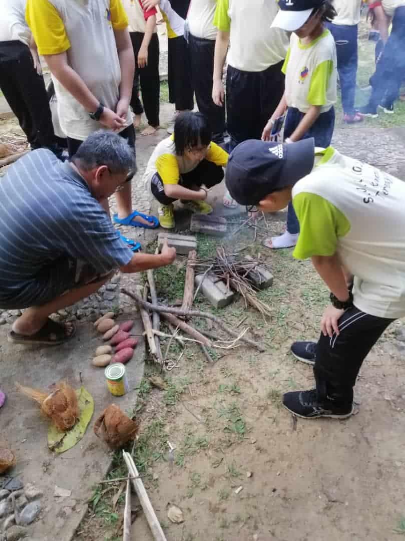 Eco Education Taman Negara