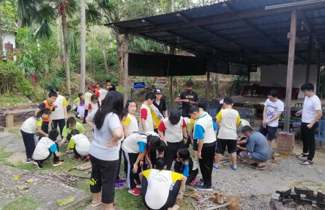 Eco Education Taman Negara